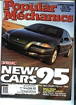 Click here to enlarge image and see more about item J6479: Popular Mechanics - October 1994