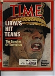 Time - December 21, 1981