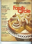 Click here to enlarge image and see more about item J6511: Family  Circle - September 1971
