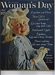 Click here to enlarge image and see more about item J6519: Woman's Day - April  1961
