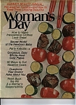 Click here to enlarge image and see more about item J6562: Woman's Day - July 1968