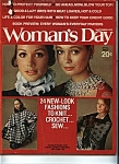 Click here to enlarge image and see more about item J6565: Woman's Day - September 1970