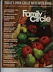 Click here to enlarge image and see more about item J6624: Family Circle - September 1973