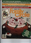 Click here to enlarge image and see more about item J6628: Family Circle - January 4, 1983