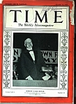 Time Magazine - October 14, 1935