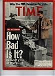 Time - January 13, 1992