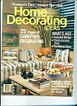 Click here to enlarge image and see more about item J6702a: Home decorating ideas - June 1988
