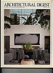 Click here to enlarge image and see more about item J6705: Architectural Digest - May 1990
