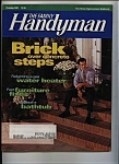 Click here to enlarge image and see more about item J6743: The Family Handyman - October 1997