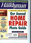 Click here to enlarge image and see more about item J6754: The Family Handyman - July/August 1995