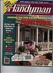 Click here to enlarge image and see more about item J6761: The Family Handyman - April 1995