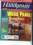 Click here to enlarge image and see more about item J6764: The Family Handyman - February 1996