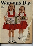 Click here to enlarge image and see more about item J6858: Woman's Day - December 1959