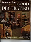 Click here to enlarge image and see more about item J6864: Woman's Day  guide to GOOD DECORATING # 7