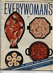 Click here to enlarge image and see more about item J6878: Everywoman's = March 1957