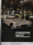 Click here to enlarge image and see more about item J6914: Corvette News   Aug/Sept 1976