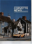 Click here to enlarge image and see more about item J6915: Corvette News    Dec/Jan. 1975