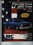 Chevrolet Truck - GMC Truck Catalog -  2002 fall editio