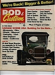 Click here to enlarge image and see more about item J6930: Rod & Custom - July 1972