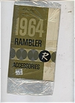 Click here to enlarge image and see more about item J6961: 1964 Rambler Accessories