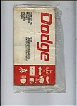 Dodge 1978  operating manual
