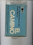 El Camino 1977 Manual