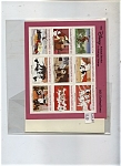 Click here to enlarge image and see more about item J7070: Grenada Grenadines stamps - 101 Dalmatians
