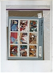Click here to enlarge image and see more about item J7071: Grenada stamps - Cinderella