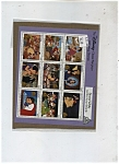 Click here to enlarge image and see more about item J7073: Grenada Stamps - Snlow White & the seven Dwarfs
