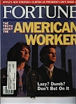 Click here to enlarge image and see more about item J7115: Fortune   -May 4, 1992