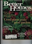 Better Homes and Gardens - April 1999