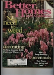 Better Homes and Gardens - May 1998