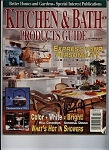 Better Homes & Gardens -Kitchen & Bath guide - 1995