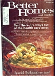 Better Homes and Gardens - November 1970
