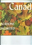 Click here to enlarge image and see more about item J7187a: Canada magazine -   1957 Vellum Travel