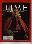 Time Magazine - June 28, 1963