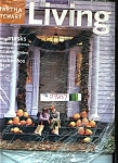 Click here to enlarge image and see more about item J7237: Martha Stewart LIVING  October 1997