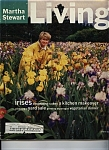 Click here to enlarge image and see more about item J7240: Martha Stewart - LIVING  February1998