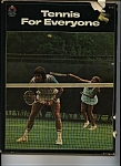 Click here to enlarge image and see more about item J7248: Tennis for Everyone - Copyright 1975