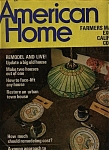 Click here to enlarge image and see more about item J7255: American Home - May 1969