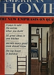 Click here to enlarge image and see more about item J7257: American Home -  October 1966