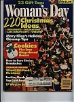 Click here to enlarge image and see more about item J7277: Woman's Day - December 25, 1990