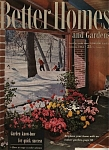 Better Homes and Gardens- January 1954