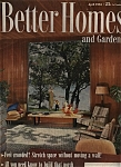 Click here to enlarge image and see more about item J7349: Better Homes and Gardens - April 1954