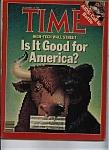 Time - November 10, 1986