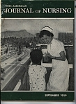 Journal of Nursing - September 1959