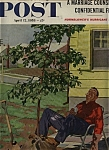The Saturday Evening Post - April12, 1958