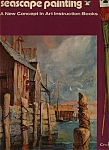 Click here to enlarge image and see more about item J7677: Seascape Painting - Cop,yright 1971