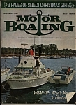 Click here to enlarge image and see more about item J7686: Motor Boating Magazine November 1963
