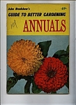 Annuals -   by John Bradshaw
